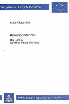 Korrespondenzen - Metz, Klaus-Dieter