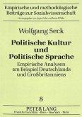 Politische Kultur und Politische Sprache
