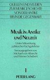 Musik in Antike und Neuzeit