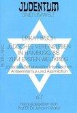 Jüdisches Vereinsleben in Hamburg bis zum Ersten Weltkrieg