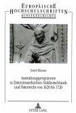 Ausstattungsprogramme in Zisterzienserkirchen Süddeutschlands und Österreichs von 1620 bis 1720