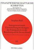 Intergenerationale Umverteilungswirkungen der Fiskalpolitik in der Bundesrepublik Deutschland