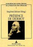 Présence de Diderot