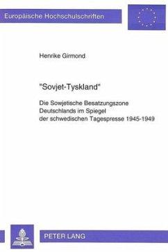 «Sovjet-Tyskland» - Girmond, Henrike