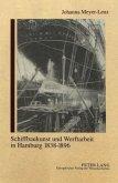 Schiffbaukunst und Werftarbeit in Hamburg 1838-1896