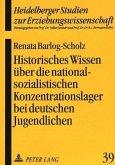 Historisches Wissen über die nationalsozialistischen Konzentrationslager bei deutschen Jugendlichen