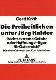 Die Freiheitlichen unter Jörg Haider