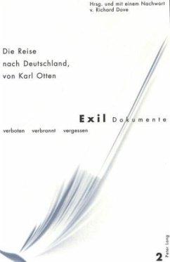 Die Reise nach Deutschland - Dove, Richard