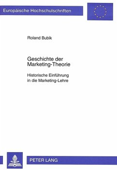 Geschichte der Marketing-Theorie