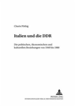 Italien und die DDR - Pöthig, Charis