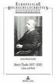 Henry Thode (1857-1920)