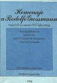 Homenaje a Rodolfo Grossmann