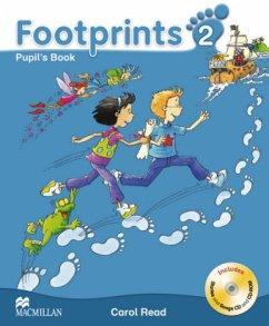 Footprints 2 Pupil's Book Package - Read, Carol