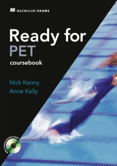 Ready for PET. Student's Book and CD-ROM without key - Kenny, Nick; Kelly, Anne