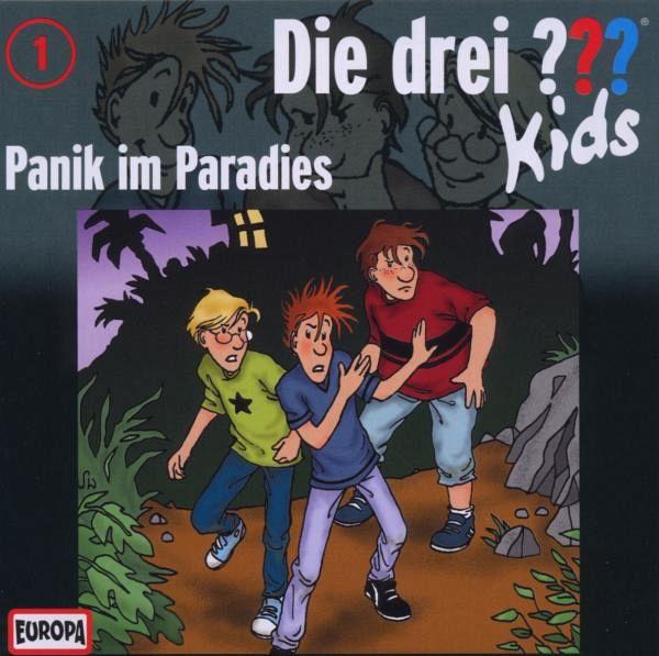 panik im paradies  die drei fragezeichenkids bd1 cd