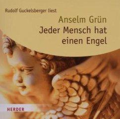 Jeder Mensch hat einen Engel, 1 Audio-CD - Grün, Anselm