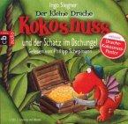 Der kleine Drache Kokosnuss und der Schatz im Dschungel / Die Abenteuer des kleinen Drachen Kokosnuss Bd.11 (1 Audio-CD)