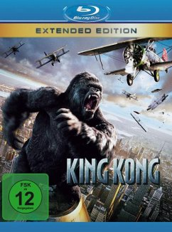 King Kong Extended Version - Naomi Watts,Adrien Brody,Jack Black