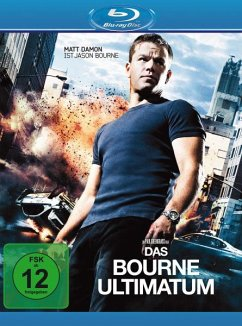 Das Bourne Ultimatum - Matt Damon,Julia Stiles,Joan Allen