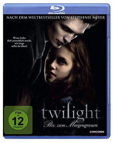 Twilight - Biss zum Morgengrauen (Blu-ray) - Robert Pattinson/Kristen Stewart