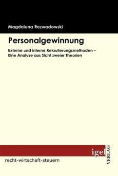 Personalgewinnung - Rozwadowski, Magdalena