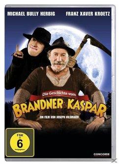 Die Geschichte vom Brandner Kaspar, 1 DVD-Video