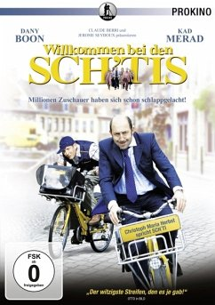 Willkommen bei den Sch'tis, 1 DVD - Boon,Dany/Merad,Kad