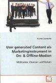 User generated Content als Marketinginstrument in On-