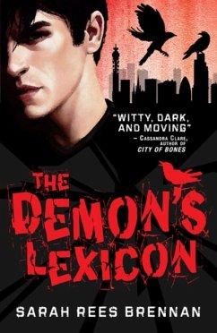 Demon's Lexicon - Rees Brennan, Sarah