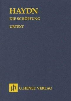 Die Schöpfung Hob.XXI:2, Partitur, Studien-Edition - Haydn, Joseph