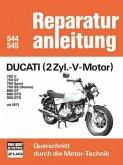 Ducati (2Zyl.-V-Motor) ab 1971