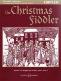 The Christmas Fiddler. Violine (2 Violinen) und Klavier, Gitarre ad lib..