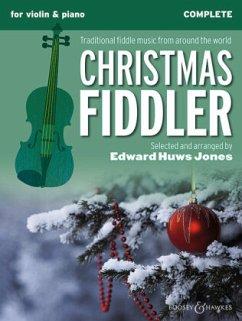 The Christmas Fiddler. Violine (2 Violinen) und...