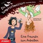 Eine Freundin zum Anbeißen / Die Vampirschwestern Bd.1 (CD)