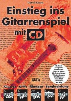 Einstieg ins Gitarrenspiel, m. Audio-CD