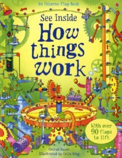 See Inside: How Things Work - Mason, Conrad