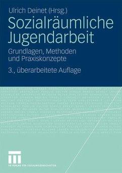 Sozialräumliche Jugendarbeit - Deinet, Ulrich (Hrsg.)