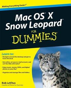 Mac OS X Snow Leopard FD - Levitus