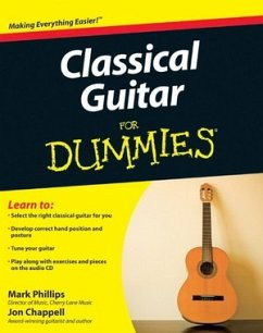 Classical Guitar for Dummies [With CD (Audio)]
