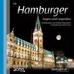 Hamburger Sagen und Legenden, 1 Audio-CD