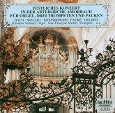 Festl.Konzert Abteikirche Amorbach