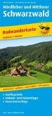 PublicPress Radwanderkarte Nördlicher und Mittlerer Schwarzwald