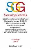 SGG/SGB X. Sozialgerichtsgesetz, Sozialverwaltungsverfahren und Sozialdatenschutz