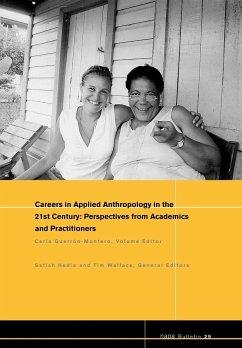 Napa Bulletin, Careers in 21st Century Applied Anthropology - Guerron-Montero