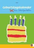 Geburtstagskalender zum Selbstgestalten klein (A4)