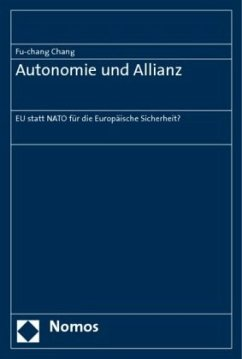 Autonomie und Allianz - Chang, Fu-Chang