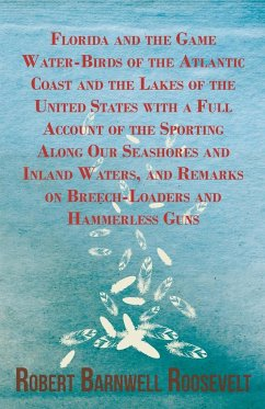 Florida and the Game Water-Birds of the Atlantic Coast and the Lakes of the United States with a Full Account of the Sporting Along Our Seashores and Inland Waters, and Remarks on Breech-Loaders and Hammerless Guns - Roosevelt, Robert Barnwell