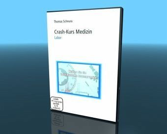 Crash-Kurs Medizin, Labor, 1 DVD