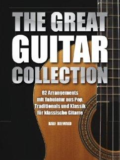 The Great Guitar Collection, für klassische Gitarre
