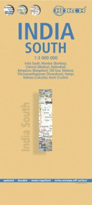 Borch Map India South
